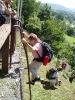Wanderausflug 2010 Fränkischer Rotweinwanderweg
